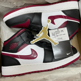 NIKE - AIR JORDAN 1  MID  GS