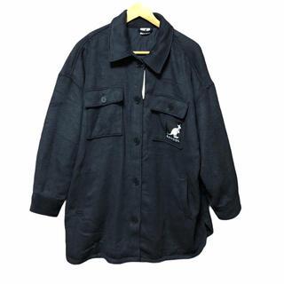 エイチアンドエム(H&M)のH&M コラボ カンゴール KANGOL CPO ジャケット(ミリタリージャケット)