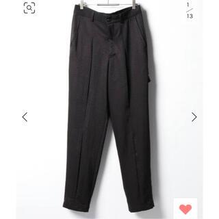 カラー(kolor)の【破格】SHOOP 20ss new pleated trousers(ワークパンツ/カーゴパンツ)