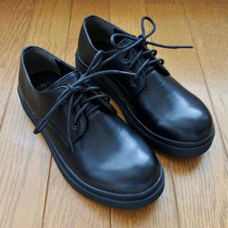 ウィゴー(WEGO)のレースアップマニッシュシューズ(ローファー/革靴)
