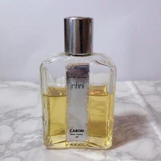 キャロン(CARON)の希少 CARON infini キャロン アンフィニ オーデコロン 60ml(香水(女性用))