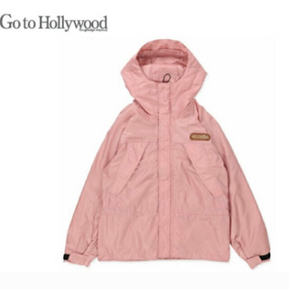 GO TO HOLLYWOOD - 【タグ付き 美品】Go to Hollywood  サラフワ マウンテンパーカー