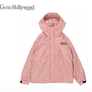 ゴートゥーハリウッド(GO TO HOLLYWOOD)の7日まで値下げ【Go to Hollywood  サラフワ マウンテンパーカー(ナイロンジャケット)
