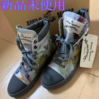 Vivienne Westwood - 新品未使用vivienne westwood anglomaniaスニーカー靴