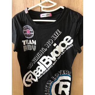 リアルビーボイス(RealBvoice)のREAL BVOICETシャツ(Tシャツ/カットソー(半袖/袖なし))