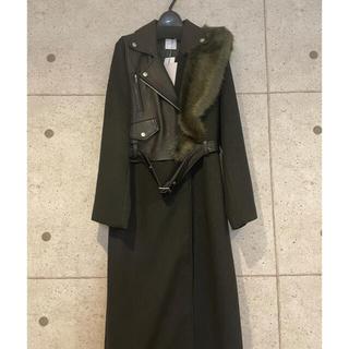 Ameri VINTAGE - 新品タグ付き☺︎ Ameri vintage  コート