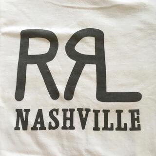 ダブルアールエル(RRL)のRRL ナッシュビル店限定ロゴTシャツ S 新品タグ付き リミテッド(Tシャツ/カットソー(半袖/袖なし))