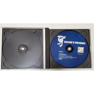プレイステーション(PlayStation)のSQUARE'S PREVIEW2 Disc2のみ プレステ プレイステーション(家庭用ゲームソフト)