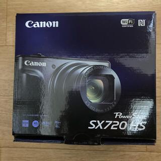 Canon - 【新品未開封品】Canon デジタルカメラ PowerShot SSX720HS