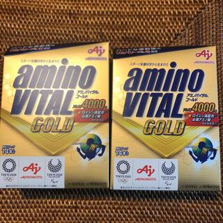 アジノモト(味の素)の複数お値引き♪  アミノバイタルゴールド AJINOMOTO 味の素(アミノ酸)