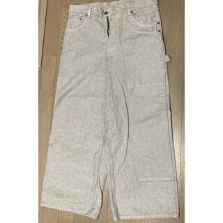 SUNSEA - KUDOS three legs denim trousers