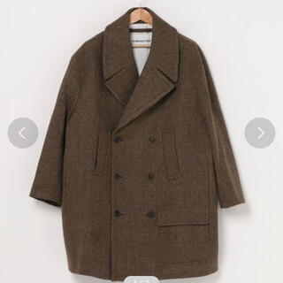 RAF SIMONS - andersson Bell OVERSIZED W BREASTED COAT