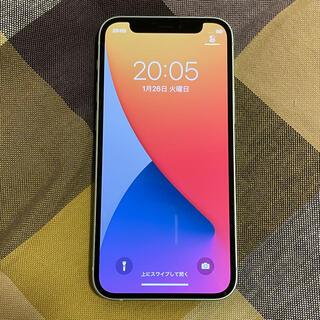 新品同様品 iphone12mini 64GB グリーン