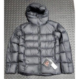 マムート(Mammut)のMAMMUT meron IN Hooded Jacket ダウンジャケット(ダウンジャケット)