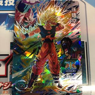 ドラゴンボール - 【新品未使用】スーパードラゴンボールヒーローズ BM6-SEC3 孫悟空