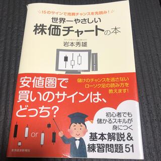 世界一やさしい株価チャ-トの本 15のサインで売買チャンスを先読み!(ビジネス/経済)