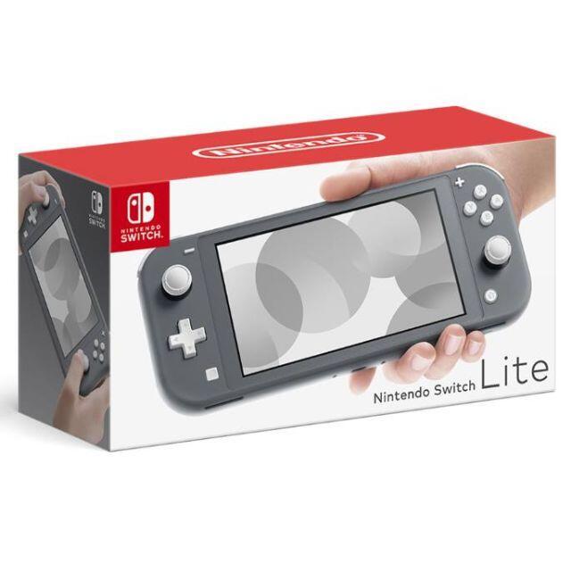 Nintendo Switch Lite エンタメ/ホビーのゲームソフト/ゲーム機本体(携帯用ゲーム機本体)の商品写真