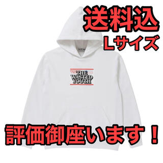 GDC - Wasted Youth PRIORITY LABEL HOODIE