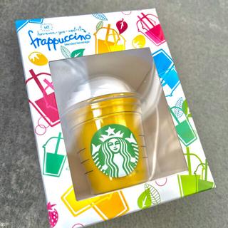 スターバックスコーヒー(Starbucks Coffee)の【台湾限定】スタバ スターバックス フラペチーノ型充電器(バッテリー/充電器)