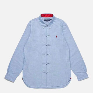 POLO RALPH LAUREN - CLOT POLO 1/27 伊勢丹限定