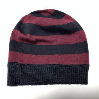 バーバリー(BURBERRY)のバーバリー ニット帽 ニットキャップ(ニット帽/ビーニー)