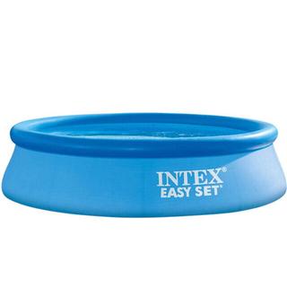 トイザらス - 新品 送料込み 家庭用プール インテックス イージーセット プール