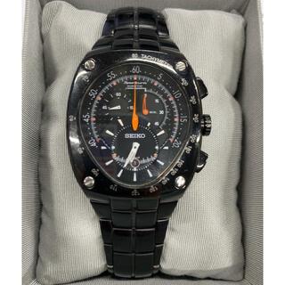 セイコー(SEIKO)の廃盤 SEIKO 腕時計 クロノグラフ スポーチュラ(腕時計(アナログ))