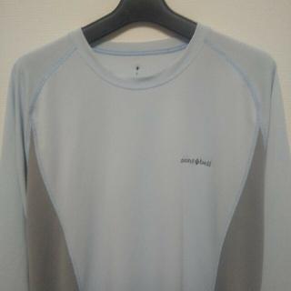 モンベル(mont bell)のメエスコ様専用mont-bell モンベル  水色 青色 2セット(Tシャツ/カットソー(七分/長袖))