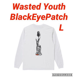BlackEyePatch Wasted Youth L/S TEE