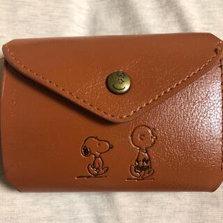 SNOOPYミニ財布