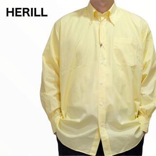 COMOLI - 【新品】HERILL ヘリル スビンボタンダウンシャツ 長袖 コモリ オーラリー