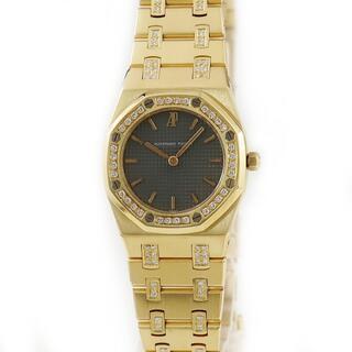 オーデマピゲ(AUDEMARS PIGUET)のオーデマピゲ  ロイヤルオーク  クオーツ レディース 腕時計(腕時計)