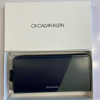 シーケーカルバンクライン(ck Calvin Klein)の新品・未使用 カルバン・クライン長財布(長財布)