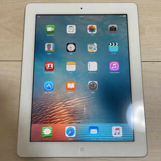 iPad - 【美品】iPad 第2世代 16GB ホワイト
