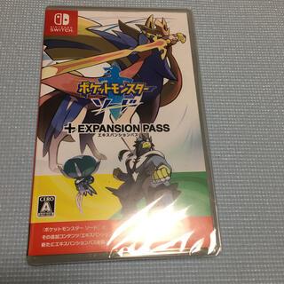 Nintendo Switch - ポケットモンスター ソード +エキスパンションパス