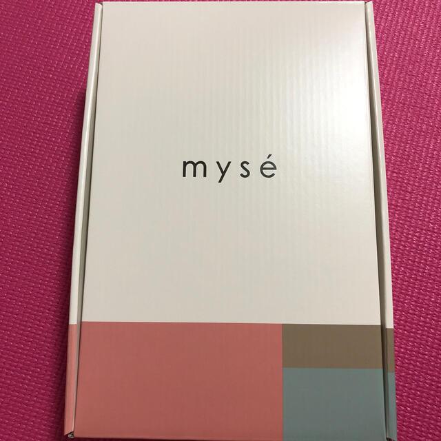 YA-MAN(ヤーマン)のヤーマン myse スカルプリフト 美顔器 ミーゼ リフトアップ スマホ/家電/カメラの美容/健康(フェイスケア/美顔器)の商品写真