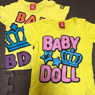 BABYDOLL - ベビードール Tシャツ二枚