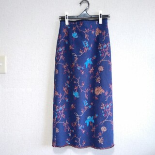 TOMORROWLAND - トゥモローランド SOLEIADO ソレイアード 刺繍スカート