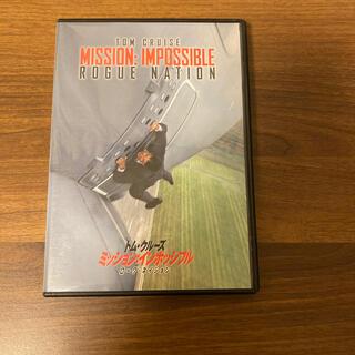 ミッション:インポッシブル/ローグ・ネイション DVD