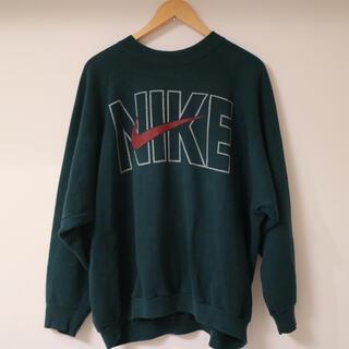 NIKE - 古着 NIKE スエット パーカー トレーナー