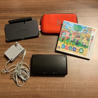 ニンテンドー3DS - 3DS&とびだせどうぶつの森セット