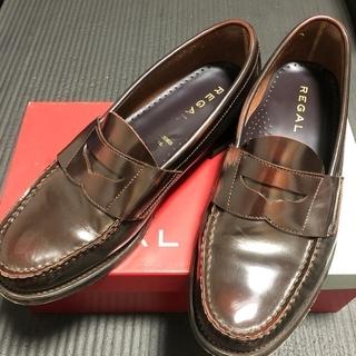 リーガル(REGAL)のリーガル REGAL 革靴 ローファー(ブーツ)