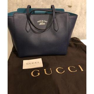 Gucci - グッチ スイング トートバッグ
