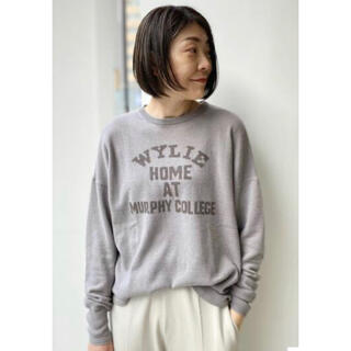 L'Appartement DEUXIEME CLASSE - 新品☆GOOD GRIEF カシミヤ Logo Knit Pullover