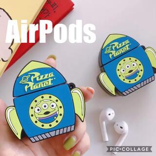 リトル・グリーン・メン - 新品 Airpods ケース ディズニー トイストーリー リトルグリーンメン