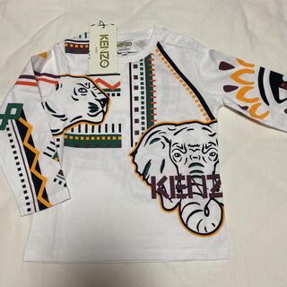 KENZO - 新品未使用 KENZO ケンゾー 長袖Tシャツ 3Y 95cm