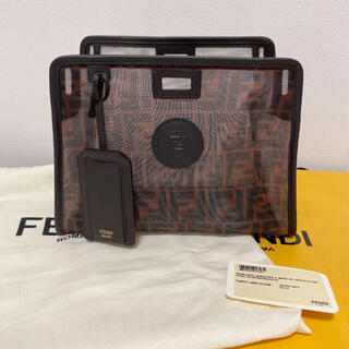 FENDI - FENDI miniピーカブーディフェンダー