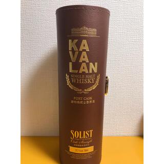 KAVALAN SOLIST Port Cask ソリスト ポートカスク(ウイスキー)