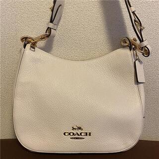 COACH - 未使用に近い COACH 約5.5万円 本革バッグ