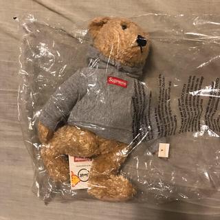 Supreme - Supreme Steiff Bear テディベア box logo Hood